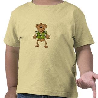 Tropical Hawaiian Monkey Tshirts and Gifts