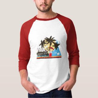 tropical heat design t shirts