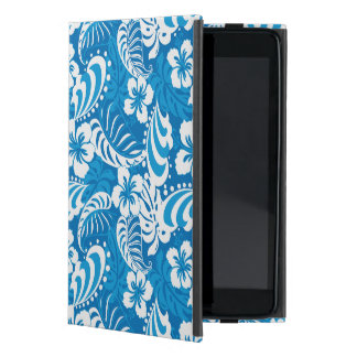 Tropical Hibiscus Pattern Case For iPad Mini