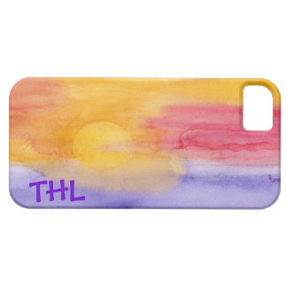 Tropical Horizon iPhone 5/5S Barely There iPhone 5 Cover