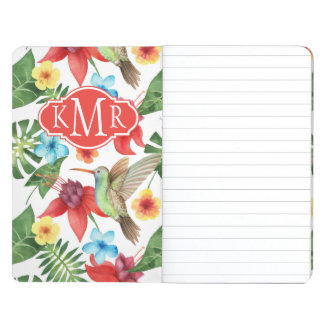 Tropical Hummingbird   Monogram Journal