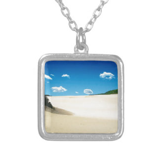 Tropical In The Dunes Personalized Necklace