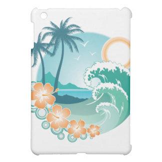 Tropical Island Case For The iPad Mini