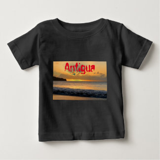 Tropical island in Antigua Baby T-Shirt