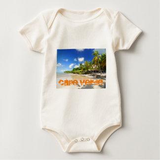 Tropical island in Cape Verde Baby Bodysuit