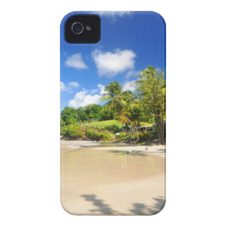 Tropical island in Cape Verde iPhone 4 Cover