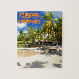 Tropical island in Cape Verde Puzzles