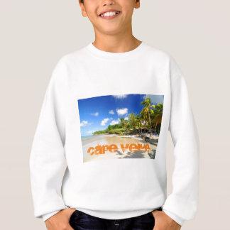 Tropical island in Cape Verde Sweatshirt