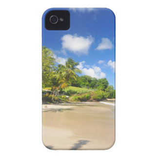 Tropical island in Cayman Islands Case-Mate iPhone 4 Case