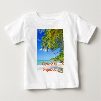 Tropical island in Dominican Republic Baby T-Shirt