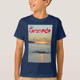 Tropical island in Grenada T-Shirt
