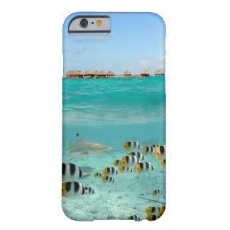 Tropical island iPhone 6 case Barely There iPhone 6 Case