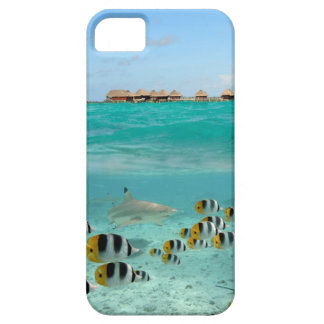 Tropical island phone case case for the iPhone 5