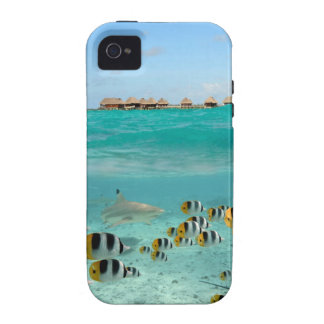Tropical island phone case iPhone 4 cases