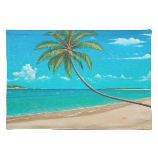 Tropical Island Placemat