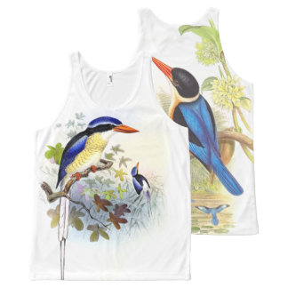 Tropical Kingfisher Birds Wildlife Animals Top