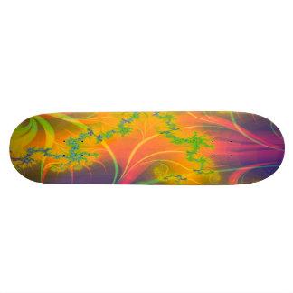Tropical Kiss Skate Board Deck