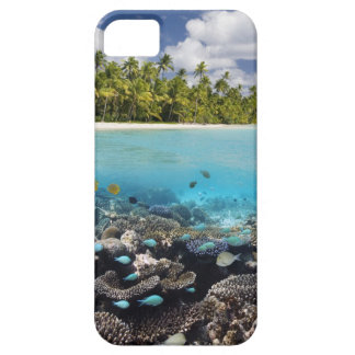 Tropical Lagoon in South Ari Atoll in the Barely There iPhone 5 Case