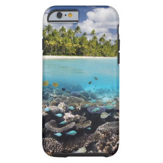 Tropical Lagoon in South Ari Atoll in the Tough iPhone 6 Case