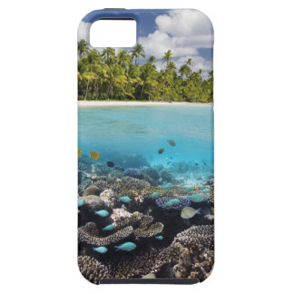 Tropical Lagoon in South Ari Atoll in the iPhone 5 Covers