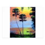 Tropical Lake Beauty