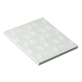 Tropical  Leaves Notepad