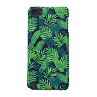 Tropical Leaves Pattern iPod Touch (5th Generation) Case