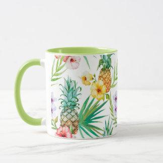 Tropical - Lime Ringer Combo Mug