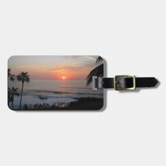 Tropical Luggage Tags Customize