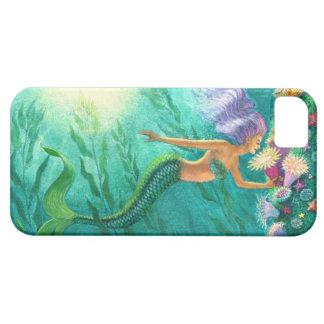 Tropical Mermaid iPhone 5 Case