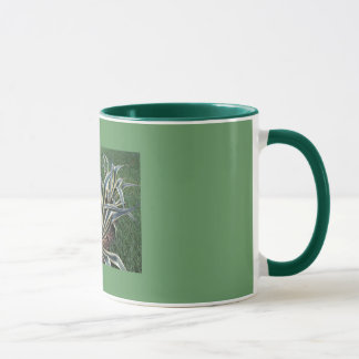 TRopical mother in law tongue Mug