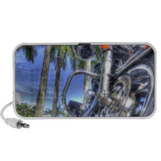 Tropical Motorcycle iPod Speaker