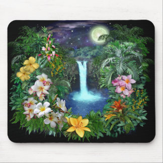 Tropical Nights Mouse Pad