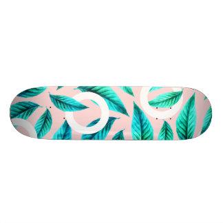 Tropical Nivana Skate Board Decks