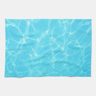 Tropical Ocean Tea Towel