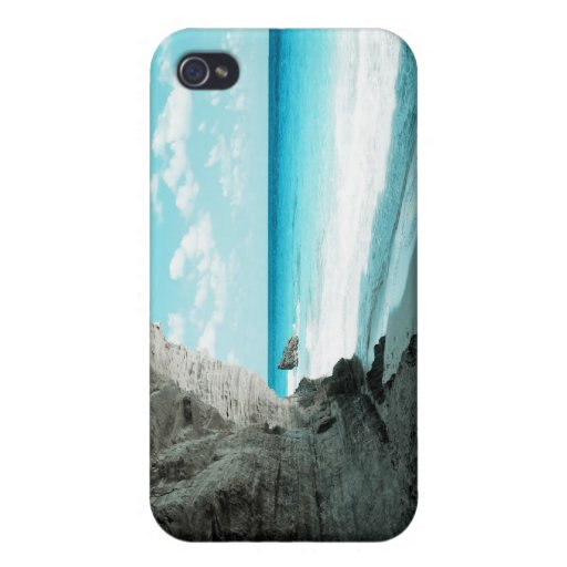 Tropical Ocean View 2 iPhone 4/4S Covers