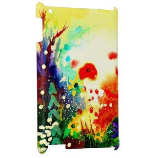 Tropical One. iPad Case