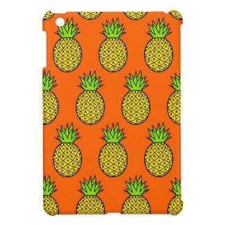 Tropical Orange Pineapples iPad Mini Covers