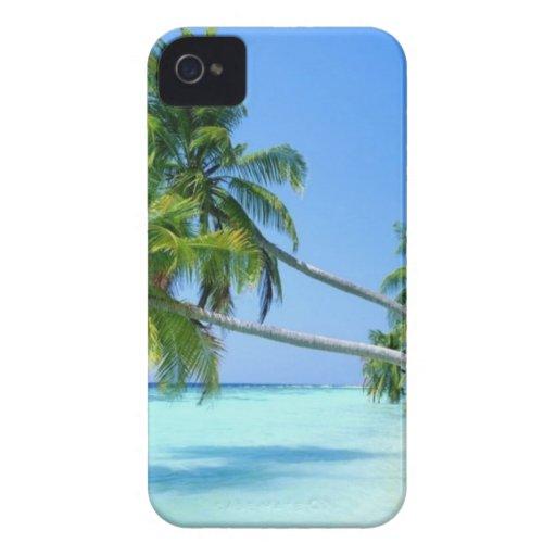 Tropical Palm Beach! Case-Mate iPhone 4 Cases