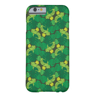 Tropical Palm Leaves Barely There iPhone 6 Case