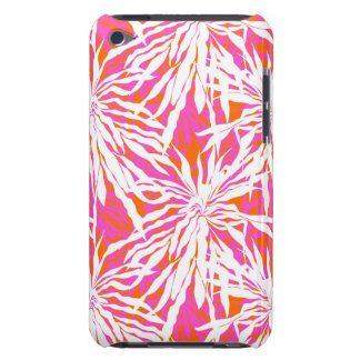 Tropical Palm Leaves Barely There iPod Case