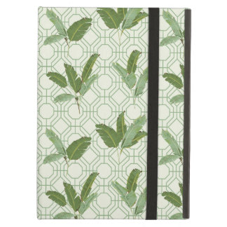 Tropical Palm Leaves iPad Air Cases