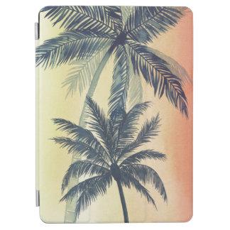Tropical Palm Leaves iPad Air Cover