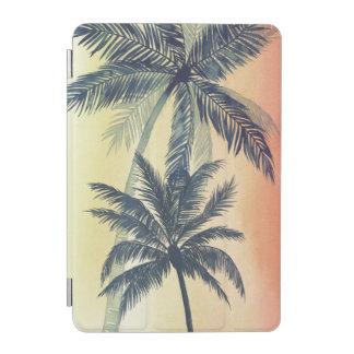 Tropical Palm Leaves iPad Mini Cover