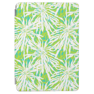 Tropical Palm Leaves Pattern iPad Air Cover