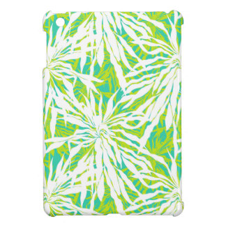 Tropical Palm Leaves Pattern iPad Mini Cases
