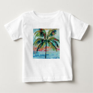 Tropical | Palm Tree Baby T-Shirt