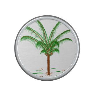 Tropical Palm Tree Bluetooth Speaker