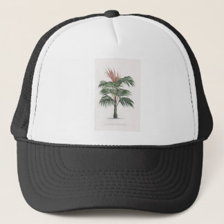 tropical palm tree collection - drawing V Trucker Hat