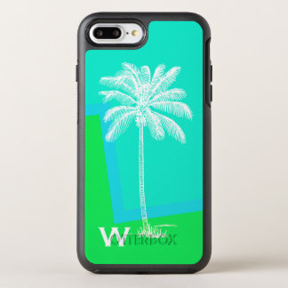 Tropical Palm Tree Otterbox iPhone 7 Plus Case